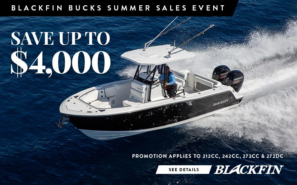 Blackfin Summer Special